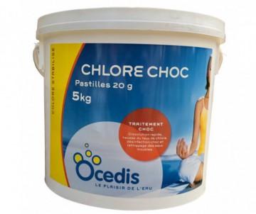 CHLORE CHOC 20GR 5 KG