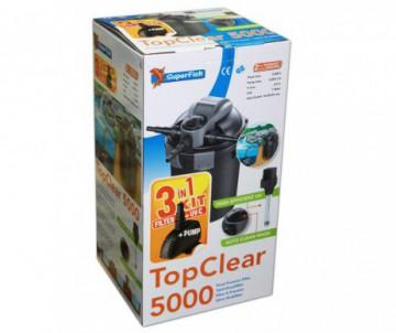 KIT TOPCLEAR 5000 UVX 7W 5000L