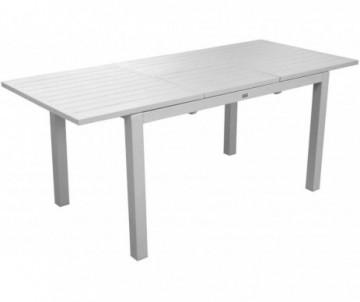 TABLE TRIESTE 180CMX240CMX100CM ALUMINIUM