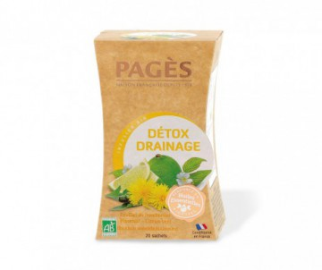 INFUSION DETOX DRAINAGE BIO PAGES