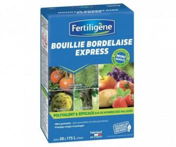 BOUILLIE BORDELAISE 700GR FERTILIGENE - POUR 28 A 175 LITRES D'EAU