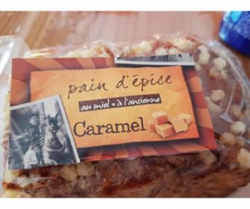 PAIN D'EPICE CARAMEL A L'ANCIENNE 500GR