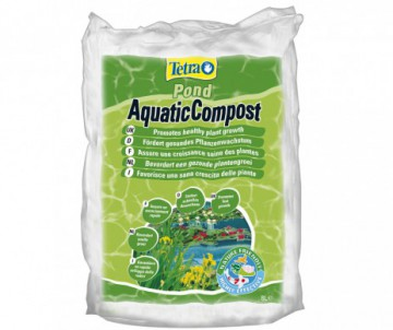 POND AQUATIC COMPOST 8 LITRES