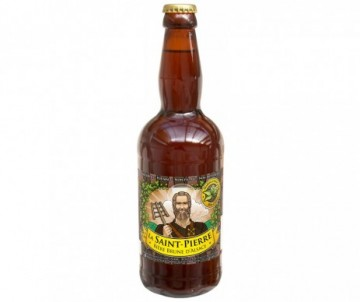 BIERE BRUNE SAINT PIERRE 50CL