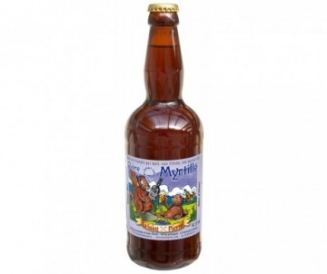 BIERE MYRTILLE SAINT PIERRE 50CL