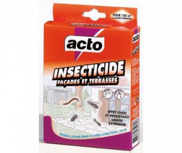 INSECTICIDE FACADES/TERRASSES 60GR - ACTO