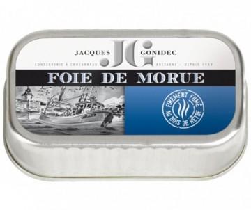 FOIE DE MORUE JG 120G