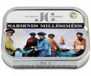 SARDINES MILLESIMEES JG BIO