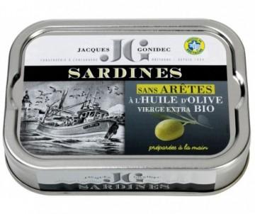 SARDINES SANS ARETES BIO