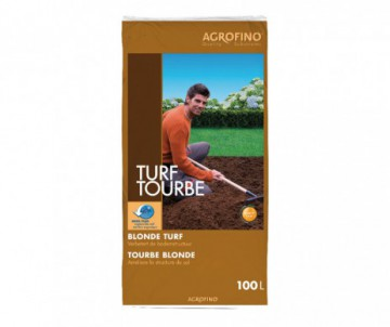 TOURBE BLONDE 100L - AGROFINO