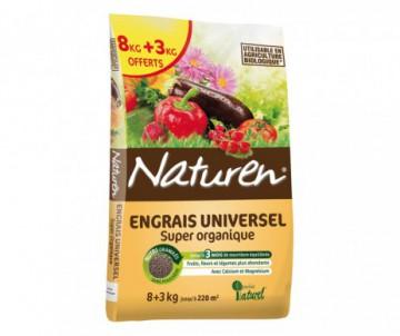 ENGRAIS ORGANIQUE 8 + 3KG GRATUIT NATUREN
