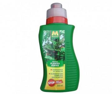 ENGRAIS LIQUIDE PLANTES VERTES 350ML - MASSO