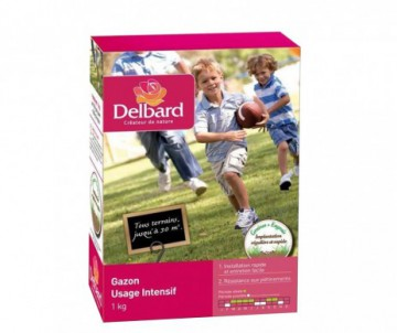GAZON USAGE INTENSIF DELBARD 1KG