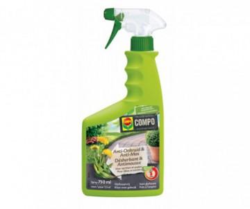 DESHERBANT ET ANTI-MOUSSES NETOSOL GREEN READY PRÊT A L'EMPLOI - POUR 7