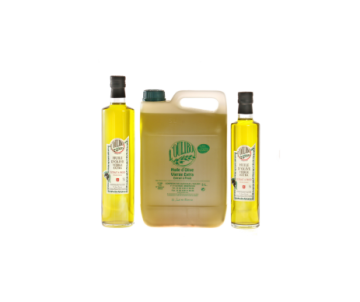 HUILE D'OLIVE OULIBO TRADITION FILTREE 50CL