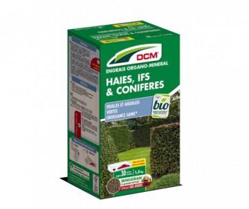 ENGRAIS HAIES ET CONIFERES 1.5KG DCM - UTILISABLE AGRICULTURE BIOLOGIQUE