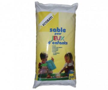 SABLE JEUX ENFANT 25KG