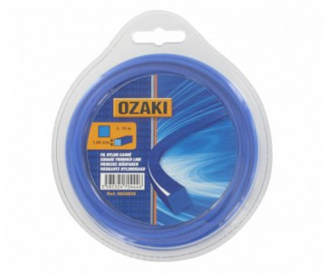 FIL NYLON CARRE OZAKI 15M - DIAMETRE 2MM
