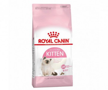 CROQUETTES KITTEN 2KG ROYAL CANIN