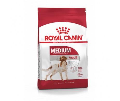 CROQUETTES MEDIUM ADULT 4KG ROYAL CANIN