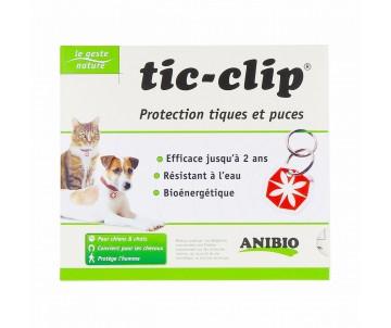 MEDAILLE TIC CLIP PROTECTION TIQUES ET PUCES