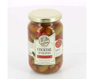 OLIVES PIQUANTES 200G -...