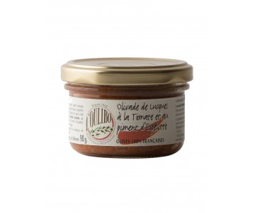 OLIVADE LUCQUES TOMATE &...
