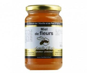 MIEL DE FLEURS 250GR D'ALSACE