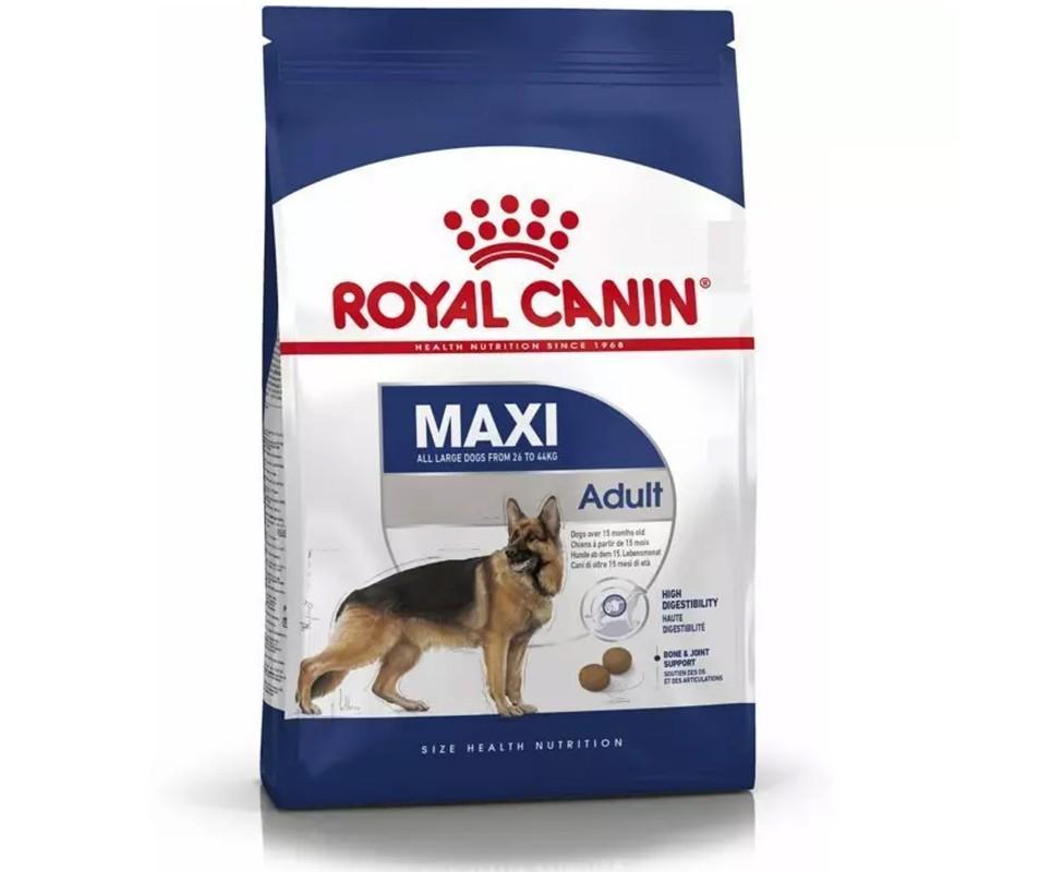CROQUETTES MAXI ADULT 15KG ROYAL CANIN