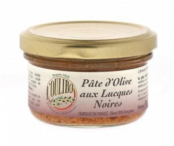 PATE OLIVE LUCQUES NOIRES