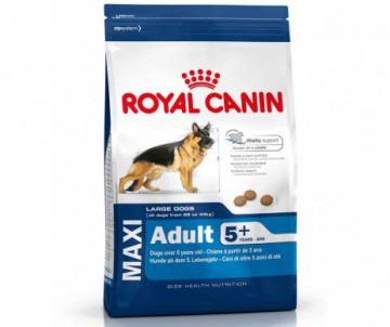 CROQUETTES MAXI ADULT5+ 15KG ROYAL CANIN