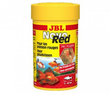 NOURRITURE POISSON NOVORED 100 ML JBL