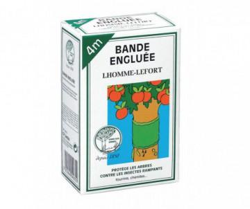 BANDE ENGLUEE 4M - L'HOMME LEFORT