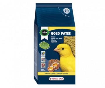 GOLD PATEE CANARIS 250GR VERSELE LAGA