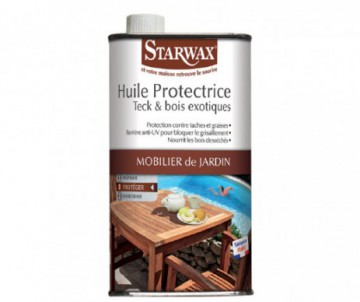 HUILE PROTECTRICE POUR TECK 1L