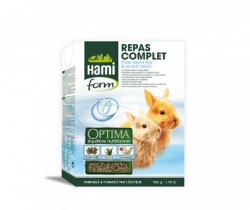 REPAS COMPLET HAMI TOY & LAPEREAUX 900GR