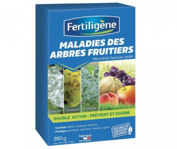 MALADIES DES FRUITIERS 350GR