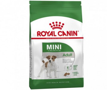 CROQUETTES MINI ADULT 8KG ROYAL CANIN