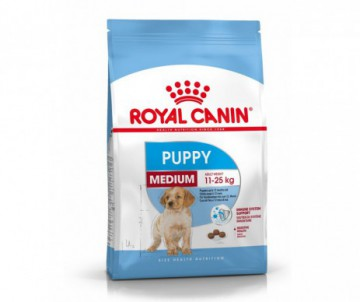 CROQUETTES MEDIUM JUNIOR 4KG ROYAL CANIN