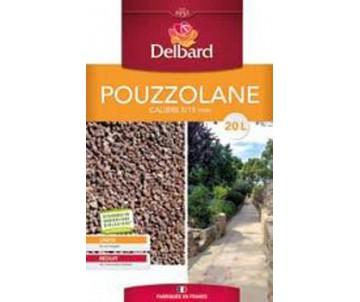 POUZZOLANE 20L - CALIBRE 7/12MM - DELBARD