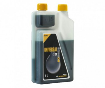 HUILE 2 TEMPS LOW SMOKE 1L - UNIVERSAL OLO002