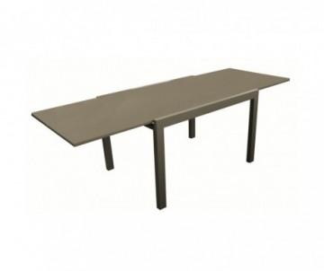 TABLE EXTENSIBLE ELISE CAFE 140/240CM