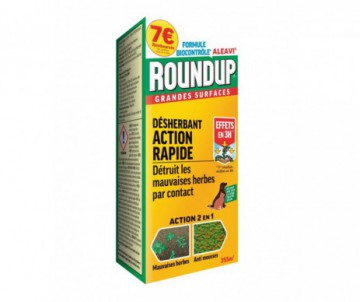 DESHERBANT ROUNDUP CONCENTRE 800ML