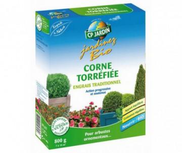 CORNE TORREFIEE 800GR - DE 7 A 15M2 - CP JARDIN