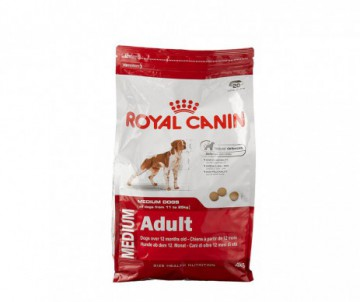 CROQUETTES MEDIUM ADULT 4KG ROYAL CANIN