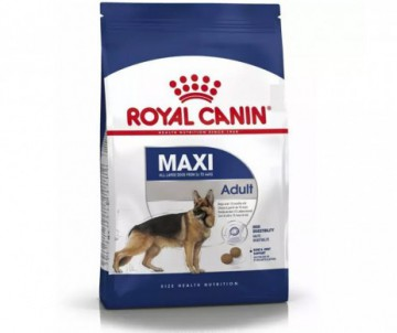 CROQUETTES MAXI ADULT 15KG ROYAL CANIN
