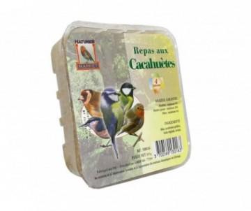 REPAS POUR OISEAUX A BASE DE GRAISSE VEGETAL SAVEUR CACAHUETES 315GR
