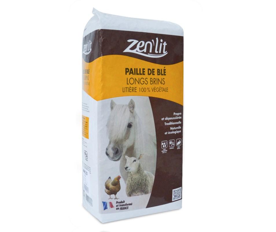 PAILLE BLE LONG BRIN 9KG 240L