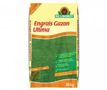 ENGRAIS GAZON UTIMA 10KG - NEUDORFF
