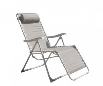 RELAX PLIANT TAUPE/TAUPE 88X64X110CM